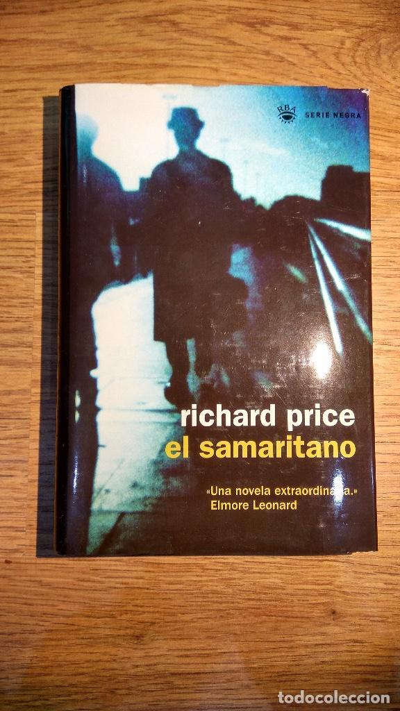 EL SAMARITANO DE RICHARD PRICE (Libros Nuevos - Literatura - Narrativa - Aventuras)