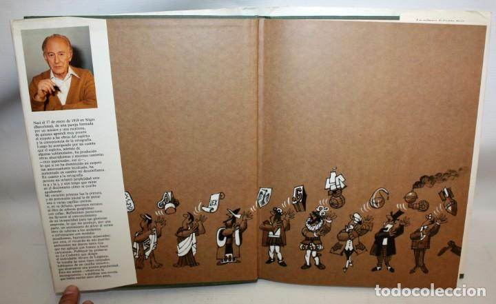 Libros: HISTORIA DE LA GENTE-ANTONIO MINGOTE-1984. - Foto 4 - 136164034