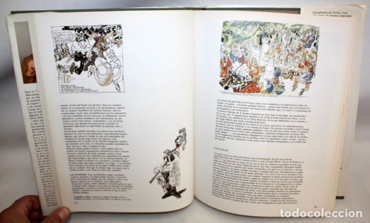 Libros: HISTORIA DE LA GENTE-ANTONIO MINGOTE-1984. - Foto 6 - 136164034