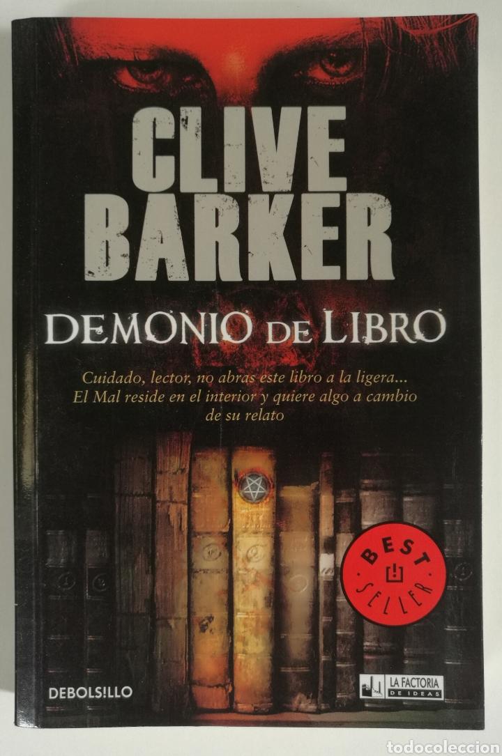 Clive Barker Demonio De Libro Sold Through Direct Sale 136181182