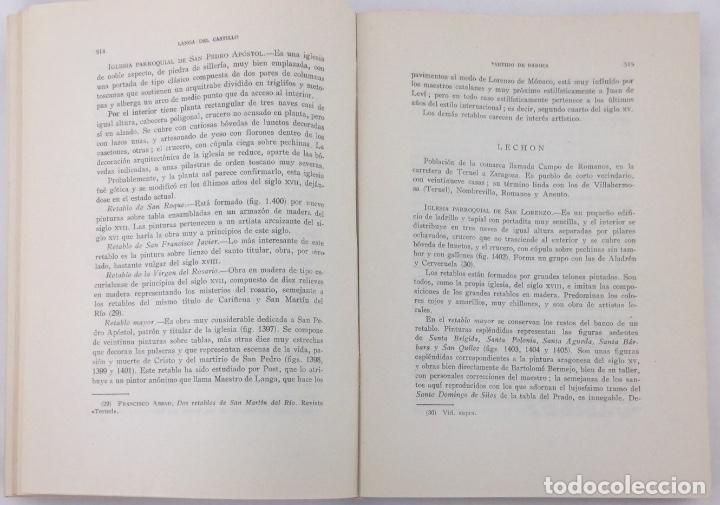 Libros: Catálogo monumental de España: Zaragoza (y provincia) - Francisco Abbad Rios - Foto 3 - 135989329