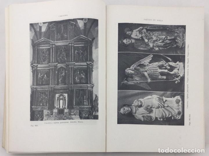 Libros: Catálogo monumental de España: Zaragoza (y provincia) - Francisco Abbad Rios - Foto 5 - 135989329
