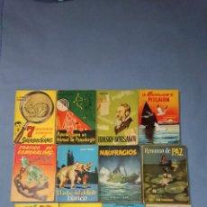 Libros: LOTE DE 12 ENCICLOPEDIA PULGA. Lote 136462678