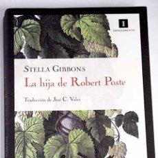 Libros: LA HIJA DE ROBERT POSTE. Lote 136530974