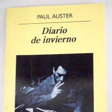 Libros: DIARIO DE INVIERNO. Lote 136530982