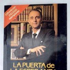 Libros: LA PUERTA DE LA ESPERANZA. Lote 136531050