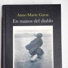 Libros: EN MANOS DEL DIABLO. Lote 136531057