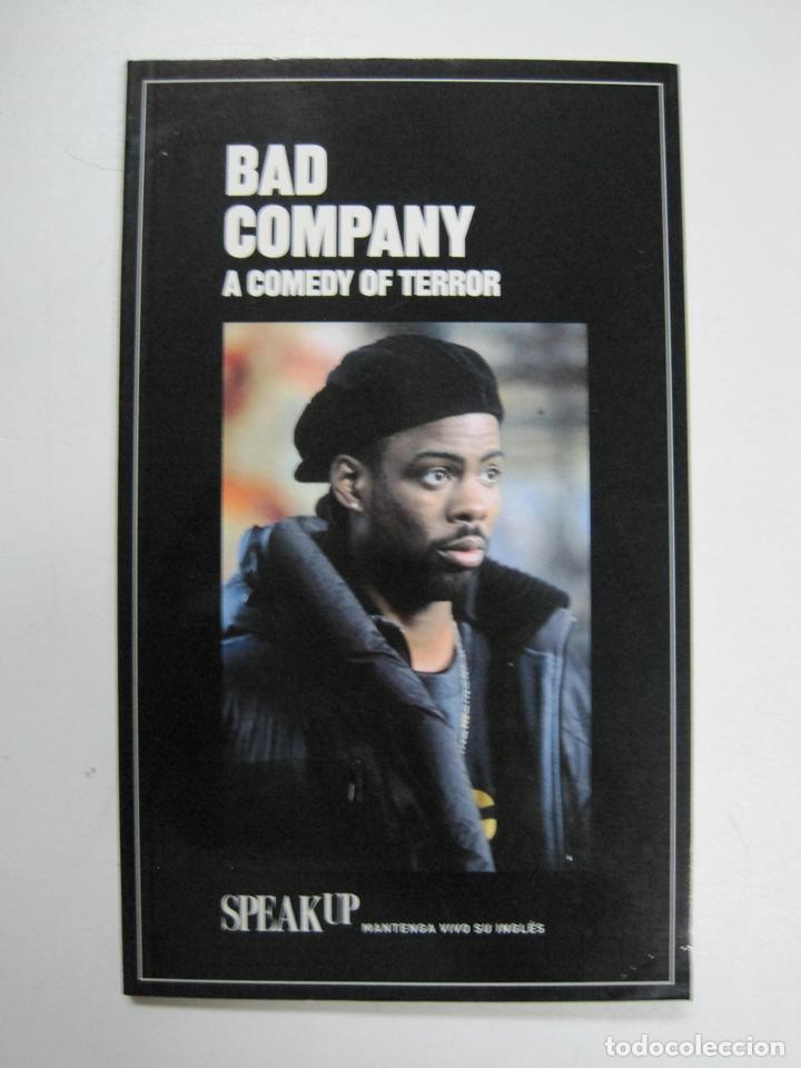 Bad company / A comedy of terror segunda mano