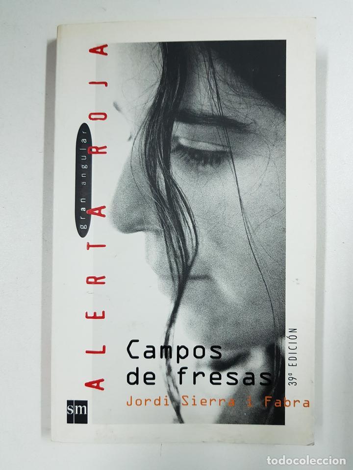 Campos de fresas (Gran Angular; Alerta Roja) / Jordi Sierra I Fabra segunda mano