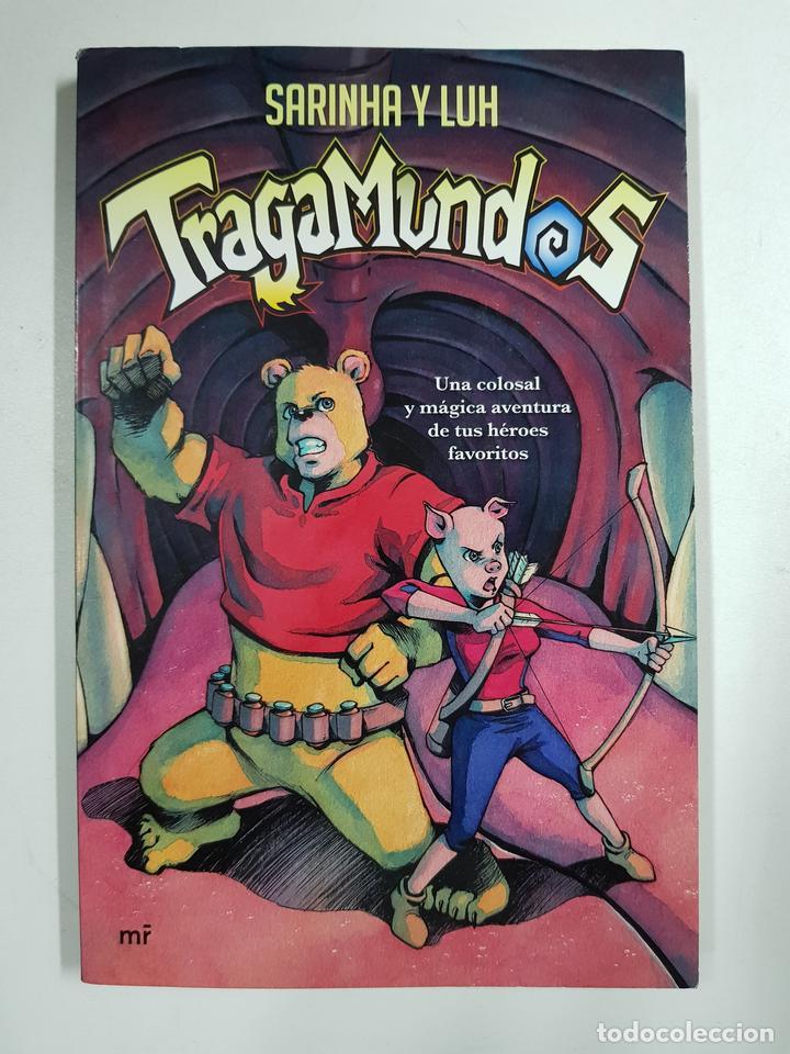 Tragamundos, una colosal y mágica aventura de tus héroes favoritos / Luh y Sarinha segunda mano