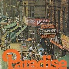 Libros: PARADISE ALLEY - STALLONE, SYLVESTER. Lote 136921320