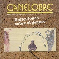 Libros: CANELOBRE Nº 23-24 - SPERO, NANCY; BORJA, MARGARITA; AMORÓS, CELIA. Lote 137048920