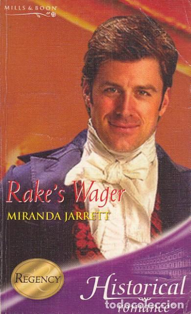 RAKE'S WAGER - JARRETT, MIRANDA segunda mano