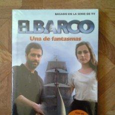 Libros: EL BARCO - UNA DE FANTASMAS - SERIE TV - PRECINTADO. Lote 137594214