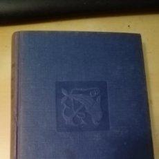 Libros: OBRA DE ALVARO CUNQUEIRO. UN HOMBRE QUE SE PARECÍA A ORESTES.1968. Lote 137679630