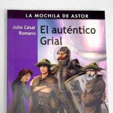 Libros: EL AUTÉNTICO GRIAL. Lote 139138140