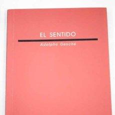 Bücher - El sentido - 139253645