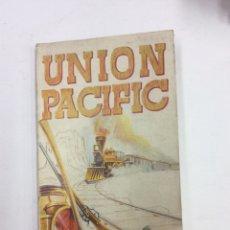 Libros: UNIÓN PACIFIC. ERNEST HAYCOX. EDICIONES GP. Lote 292544088