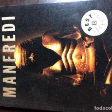 Libros: EL FARAÓN DEL DESIERTO - VALERIO MASSIMO MANFREDI. Lote 139916166