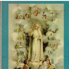 Libros: MILAGROS DE FATIMA - APOSTOLADO MARIANO, AÑO 2007 - OFERTAS DOCABO. Lote 139916690