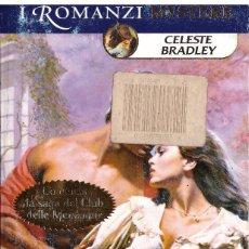 Libros: IL BUGIARDO - CELESTE BRADLEY (EN ITALIANO) - OFERTAS DOCABO. Lote 139916874