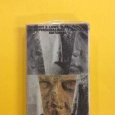 Libros: EL DESARROLLO DE LA PERSONALIDAD. GORDON R.LOWE. ALIANZA EDITORIAL. 1972. Lote 139938152