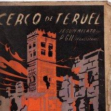 Libros: CERO DE TERUEL SEGUN RELATO DEL P. GIL (FRANCISCANO) - VILLA CAMPA, P. CARLOS. Lote 140359013