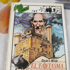Libros: LIBRO EL FANTASMA DE CANTERVILLE (EDICIONES ANAYA), N°69. Lote 140420530