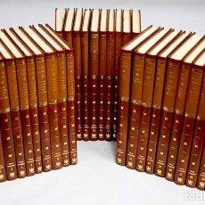 Libros: OBRAS COMPLETAS: EN 30 VOLÚMENES. Lote 140552404