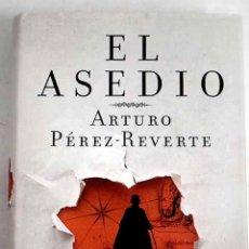 Libros: EL ASEDIO. Lote 140553794
