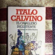 Libros: EL CABALLERO INEXISTENTE. Lote 141200452