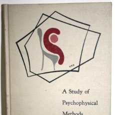 Libros: A STUDY OF PSYCHOPHYSICAL METHODS FOR RELIEF OF CHILDBIRTH PAIN - BUXTON, C. LEE. Lote 105483748