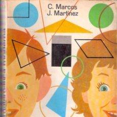 Libros: MATEMÁTICA MODERNA 2º - MARCOS, CONSTANTINO Y MARTÍNEZ, JACINTO,. Lote 141415373
