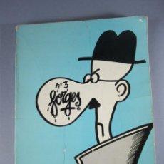 Libros: FORGES. Nº 3. SEDMAY 1976.195 PÁGINAS. Lote 141572098
