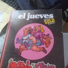 Libros: EL JUEVES EL MANOLO Y LA IRENE GOLD COLLECTION. Lote 141909989