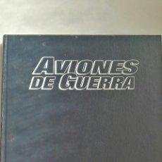 Libros: AVIONES DE GUERRA. Lote 142877697