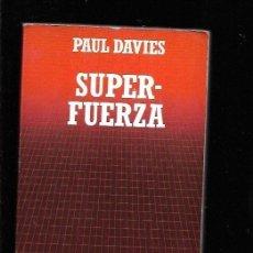 Libros: SUPERFUERZA. Lote 143230981