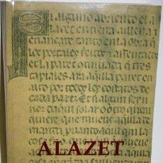 Libros: ALAZET. REVISTA DE FILOLOGÍA - V.V.A.A.. Lote 236497220