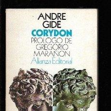 Libros: CORYDON. Lote 143352285