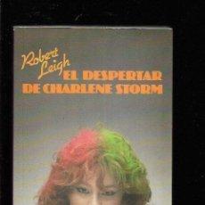 Libros: DESPERTAR DE CHARLENE STORM - EL. Lote 143352289