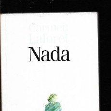 Libros: NADA. Lote 143352328