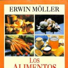 Libros: LOS ALIMENTOS MILAGROSOS.. Lote 143477021