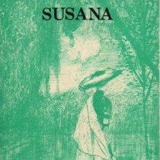 Libros: SUSANA - BAROJA, PÍO. Lote 143672865