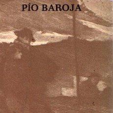 Libros: LA DAMA ERRANTE - BAROJA, PÍO. Lote 143672913