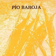Libros: LA ESTRELLA DEL CAPITÁN CHIMISTA - BAROJA, PÍO. Lote 143672921