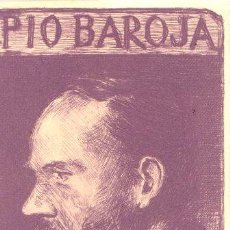 Libros: DIVAGACIONES APASIONADAS - BAROJA, PÍO. Lote 143672957