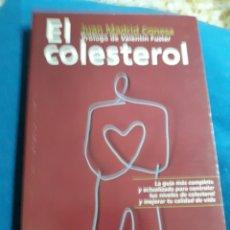 Libros: LIBRO: EL COLESTEROL.-ESPASA PRACTICO AÑO 2002. Lote 143772369