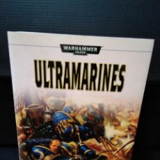 Libros: ULTRAMARINES. SERIE ULTRAMARINES (VER DESCRIPCIÓN). 1 TOMO. WARHAMMER 40000. GRAHAM MCNEILL. Lote 143826874