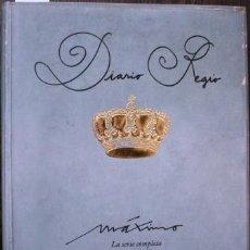 Libros: DIARIO REGIO. LA SERIE COMPLETA 1994-2007 - SAN JUAN, MÁXIMO. Lote 105502872