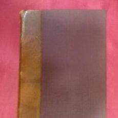 Libros: NOLI ME TANGERE. NOVELA TALAGA. JOSÉ RIZAL. EDITORIAL MAUCCI. DOS TOMOS EN UN SOLO VOLUMEN. 3ª EDI. Lote 144059454